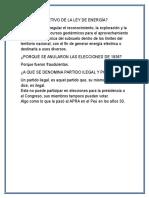 CUÁL ES OBJETIVO DE LA LEY DE ENERGÍA.docx