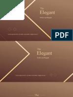 The Elegant - Median