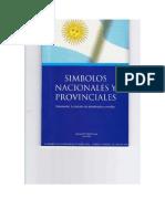 Simbolos Nacionales y Provinciales