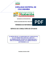 TdR Colcabamba