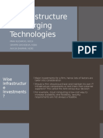 IT Infrastructure & Emerging Technologies