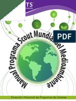 Manual Oficial Programa Mundial Scouts Del Medio Ambiente