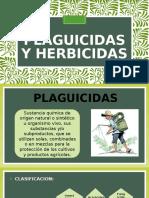 Plaguicidas y Herbicidas Diapo