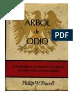 Powell Philip W - Arbol de Odio