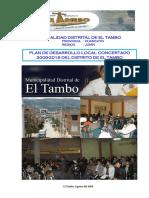Pdc El Tambo
