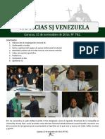 Noticias SJ Nº 782