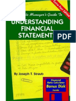 The Agile Manager's Guide to Understanding Financial Statements