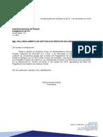 Declaración jurada de Axis Renta en Dólares