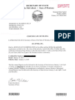 Incorporation_Approved Articles_Redacted