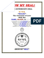 OUR SOVEREIGN'S SEAL
