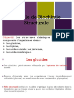 Cours Glucides