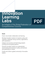 GFCC Innovation Learning Labs | 2016 Brochure