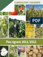 Plan Agrario Final 2012-2013