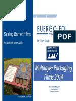 Sealing Barrier Films