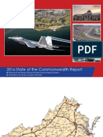 2016 State of the Commonwealth Report