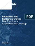 Innovative and Sustainable Cities