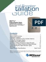 Wa801262 Wa841262 Wa841263 Installation Guide