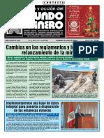 Mundo Minero.- Diciembre 2016