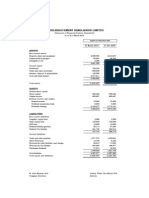 Heidelberg Cement Financial Statement 1st Quarter 2010