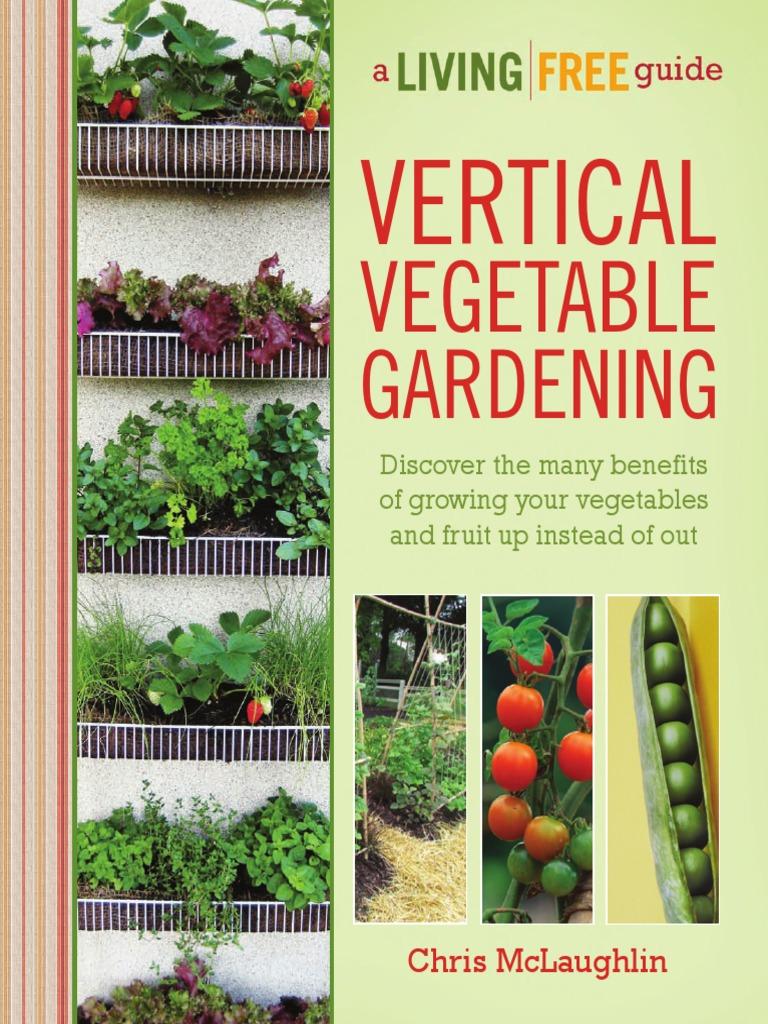 Vertical Vegetable Gardening a Living Free Guide | Cucurbita | Compost