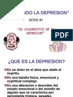 La Depresion, Por Rafael v. Cruz Lora.