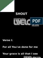 YFC Songs for Christian Night
