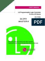 GLOFA Pnet Manual