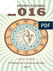 Horoscopo Personal 2016 Joseph Polansky