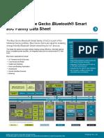 EFR32BG1 Blue Gecko Bluetooth