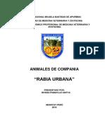 Rabia Urbana, Compania PDF