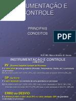 Instrumentação e Controle Pid