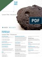 Lesson Plan Volcanoes