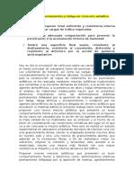 Deformaciones Permanentes y Fatiga en Concreto Asfaltico