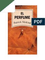 Evidencia El Perfume Español III