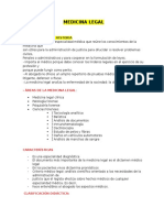 Medicina Legal Enfermeria