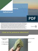 TEORIA ELECTRICA