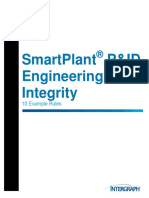 SmartPlant PID Engineering Integrity Top 10 Rules