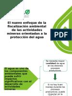 Fiscalizacion Ambiental - Sector Minero