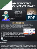 Diluciones y Neutralización