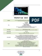 Tablet Philco Worktab Q10