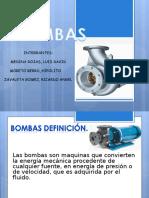 Tipos de Bombas Hidraulicas