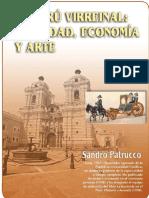 05 El Peru virreynal. Sociedad, economia y arte - Sandro Patruco.pdf