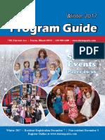 Program Guide Winter 2017