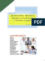 Auditoria Medica Basadaq en Evidencias 3