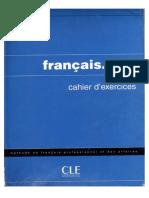 Francais-Com-Cahier exos.pdf