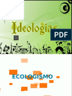 pacifismo ecologismo