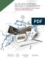MANUAL MAPAS No. 25_Introducción Al Tratamiento de Aguas Residuales Municipales