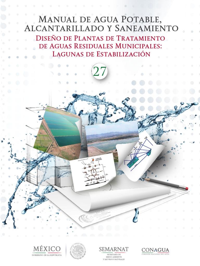 Manual de diseño de sistemas de agua potable y alcantarillado.