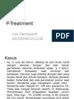 P Treatment Parkinson
