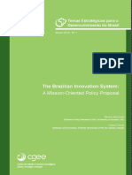 The Brazilian Innovation System.